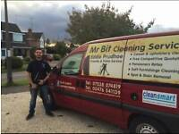 Mr bit carpet & upholstery cleaning