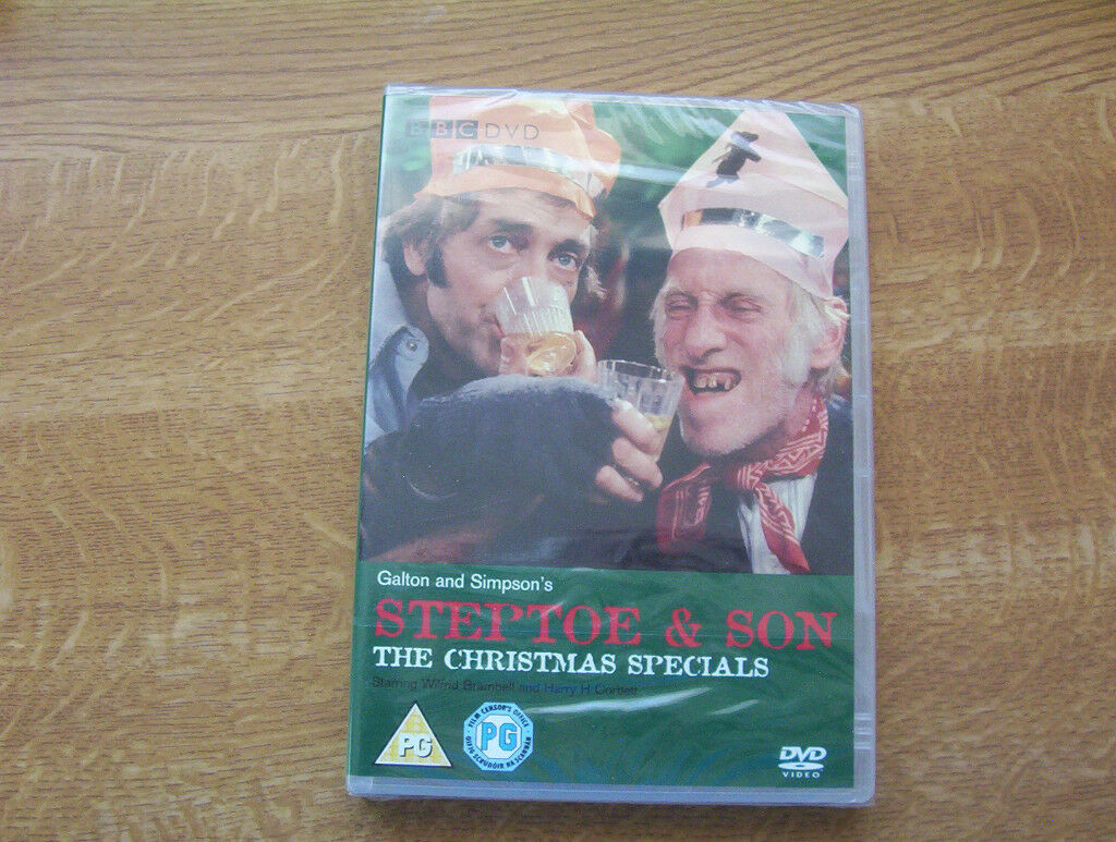 Steptoe And Son The Christmas Specials In Gosport Hampshire
