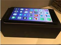 iPhone 7 plus 128gb jet black mint condition