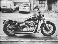 2009 Harley FXDB Streetbob