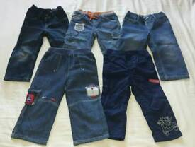 18-24 months Boys Trousers