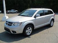2012 Dodge Journey SXT & Crew V6 3.5L * 7 PASS ! * 32,000 KM !