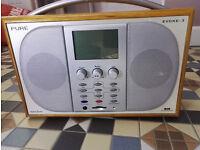 PURE EVOKE 3 DAM SD FM RADIO