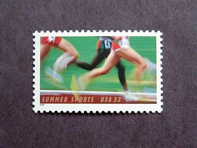SC  3397  33 CENT SUMMER SPORTS, RUNNING ISSUE