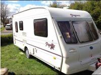 Bailey - Pageant Magenta - Two Berth - 2002 - Touring Caravan