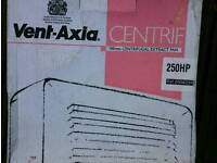 Brand New Vent Axia Centrif 100mm Centrifugal Extractor Fan - Pullcord 256420A