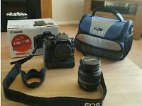 Cannon 400D for a Gopro