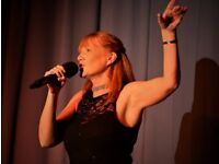 Highly Acclaimed Versatile International Vocalist - Weddings, Corporate, Private & Public Venues.