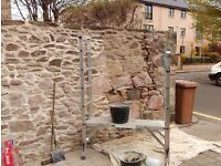 HISTORIC WALL Repair&Renovation ( LIME MORTAR )