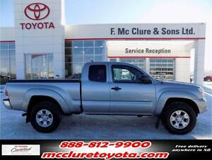 2014 Toyota Tacoma SR5 New Tires