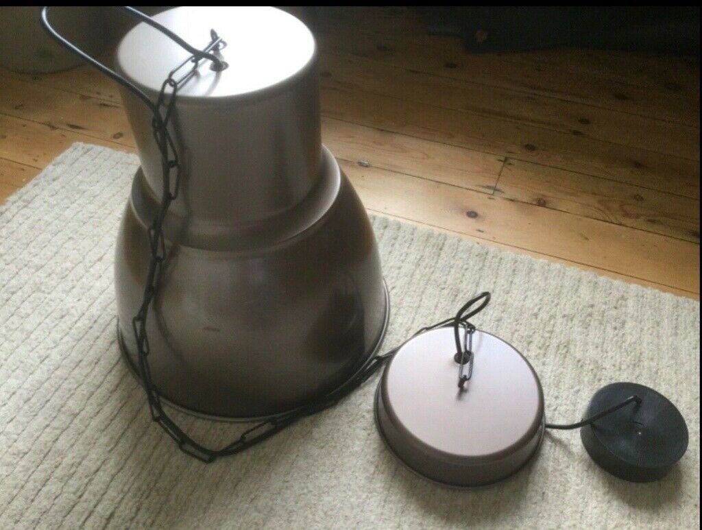 Ikea Hektar Bronze Industrial Style Pendant Light In Didcot Oxfordshire Gumtree