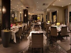 WAITRESS / WAITER - Michelin Star Restaurant - Mayfair