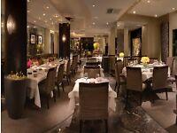 COMMIS WAITRESS / WAITER - Michelin Star Restaurant - Mayfair