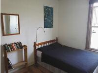 Double room in 2 bed Flatshare, Haringey N8, (no deposit)