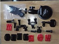 Go pro accessories kit