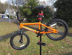 """Diamondback Viper Child's BMX Bike 16"""" wheels"""