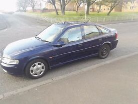 Automatic Vauxhall Vectra B 1.8. 55k £500 or swap.