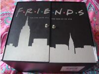 FRIENDS THE ONE WITH ALL 10 SERIES ON IT LOVELY BOX SET
