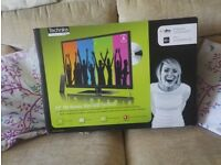 """Technika 24""""; hd ready slim led TV DVD brand new in box cost £120 sell for £85"""