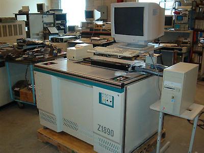 Teradyne ICT Z1890 1890 Incircuit Test System 120 day warranty