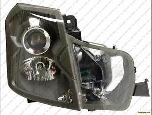 Head Light Passenger Side High Quality Cadillac CTS 2003-2007