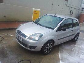 Ford Fiesta 1.25 2006 - good condition, 2 sets alloys, new filters, oils, 10 months MOT, 2 spares.