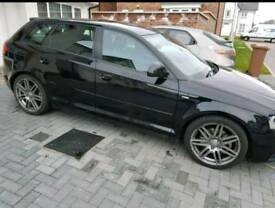 Audi A3 S Line - 96800k -Front New Discs and Brakes