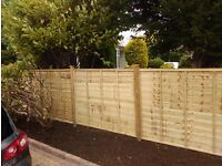 YOUR GARDEN NEEDS ME fencing , hedge cutting , tree services