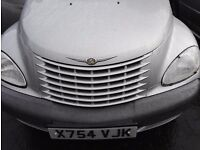 CHRYSLER PT CRUISER 2000 LIMITED EDITION FOR QUICK SALE