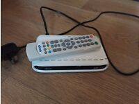 Dion basic freeview box with remote