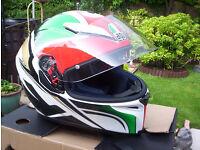 AGV K5 crash helmet size m / L 58 (7 1/4 )
