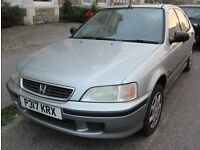 Honda Civic for spares or parts