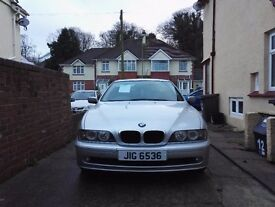 BMW 5 series, BMW 520i, , Automatic, Private Plates, Full Service History, New MOT