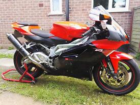 For Sale Aprilia RSVR 2004