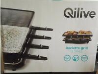 Qilive Raclette Indoor Grill