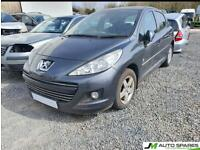 2010 Peugeot 207 BREAKING PARTS SPARES ONLY
