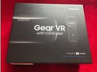 Brand New Samsung Gear VR Headset w. Controller (Updated 18/02/18)