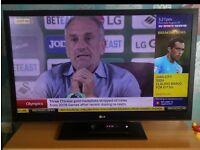 "LG 47"" full HD LED TV"