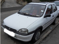 Cheap reliable 1.5l Diesel Vauxhall Corsa ..5 speed manual gearbox (Bath BA2)