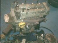 VAUXHALL Z13DTH ENGINE TIMING CHAIN GONE SPARES OR REPAIRS