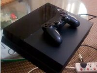 PS4 500GB with pad (Banned console) *deal of the week*