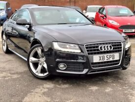 AUDI A5 1.8 TFSI S-LINE SPECIAL EDITION MULTITRONIC - Will accept reasonable offers.