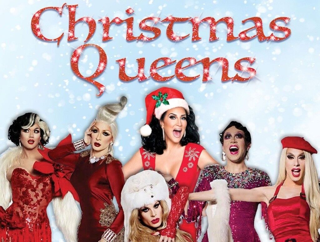 Christmas Queens.2 X Stalls Seated Tickets For Christmas Queens 9 Dec O2 Apollo Manchester In Manchester City Centre Manchester Gumtree