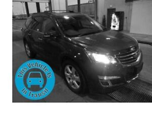 2017 Chevrolet Traverse LT AWD| Dual Sun| HeatSeat| Rem Strt| 20