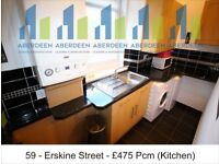 Modern and newly renovated 1 bedroom studio flat - Erskine Street