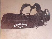 Callaway HL1 Pencil bag in mint condition.