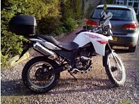 Derbi Terra Adventure 125 2009 MOT TILL APRIL 2018