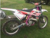 Gas gas 250 2 stroke 2004 fresh SWAPS not kx cr Yz rs ktm kxf Yzf