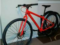 Vitus city bike