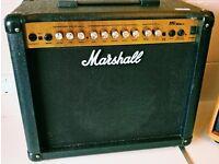 Marshall MG30DFX Combo - 30 Watt Electric Guitar Amplifier